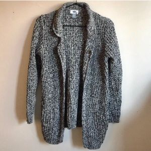 Old Navy Knit Cardigan w/ pockets, EUC